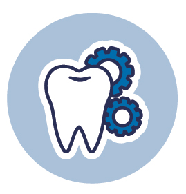 tooth-cog-icon